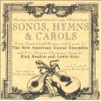 Songs, Hymns, Carols CD